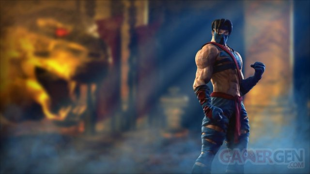 Killer Instinct skin re?tro Jago