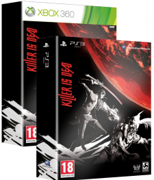 Killer is Dead fan edition 26.08.2013.