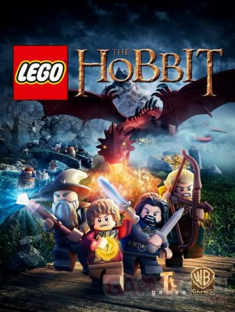 LEGO Le Hobbit artwork