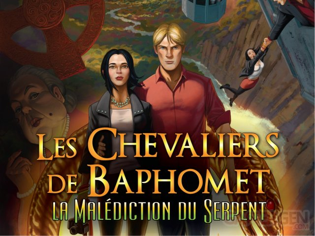 les-chevaliers-de-baphomet-5-la-malediction-du-serpent