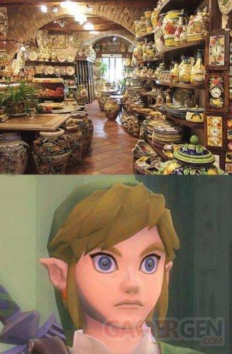 Link vase troll