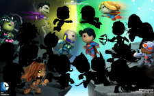 LittleBigPlanet 2 DLC DC Comics images screenshots 3
