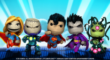 LittleBigPlanet 2 DLC DC Comics images screenshots 4