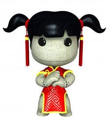Littlebigplanet costumes chinois marmotte 28.01.2014  (1).