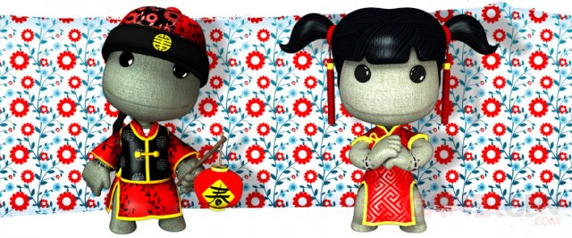 Littlebigplanet costumes chinois marmotte 28.01.2014  (2).