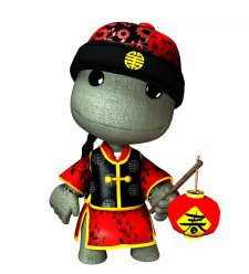 Littlebigplanet costumes chinois marmotte 28.01.2014  (6).