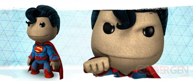 LittleBigPlanet DC Comics Premium Level Pack 17.12.2013 (21)