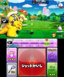 Mario Golf World Tour images screenshots 6