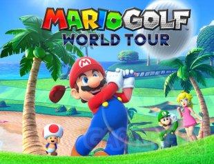 Mario Golf World Tour Test 25.04.2014