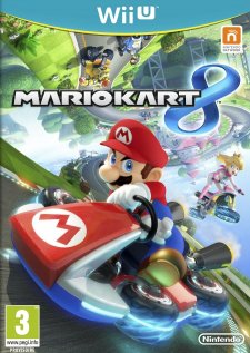 Mario Kart 8 jaquette 08.02.2014