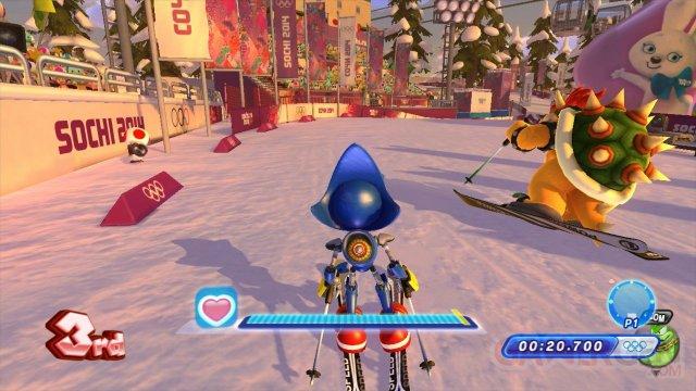 Mario & Sonic aux Jeux Olympiques d'Hiver de Sotchi 2014 04.10 (4)