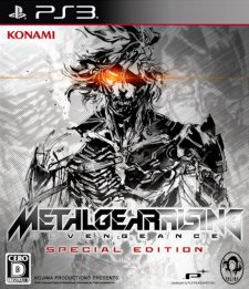 Metal Gear Rising Revengeance Special Edition Jaquette 21.10.2013 (1)