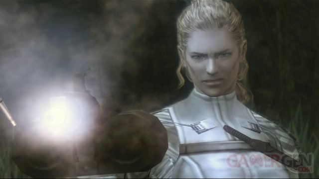 Metal Gear Solid 3 The Boss