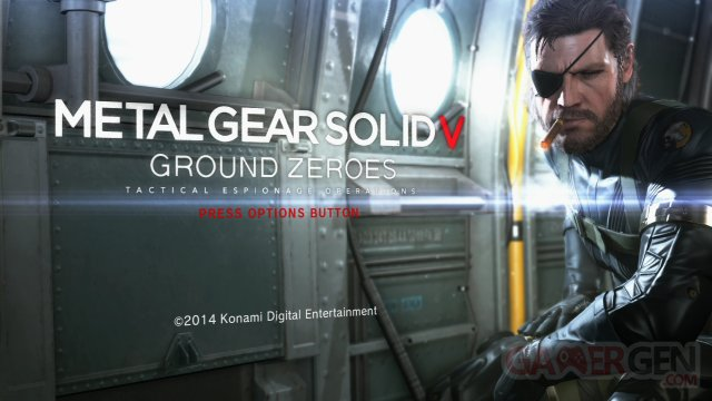 Metal Gear Solid V Ground Zeroes 06.04.2014  (10)