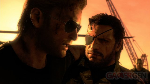 Metal Gear Solid V Ground Zeroes  07.03.2014  (7)