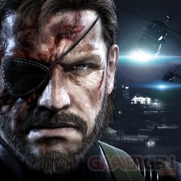 Metal Gear Solid V Ground Zeroes images screenshots 1