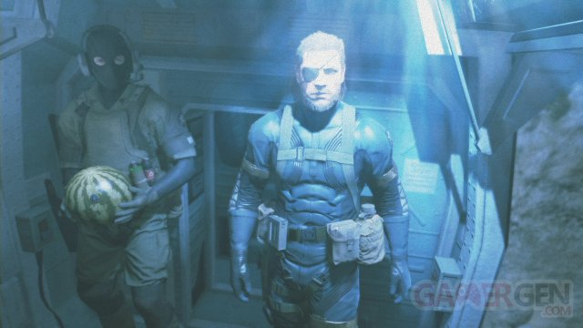 Metal Gear Solid V Ground Zeroes images screenshots 4