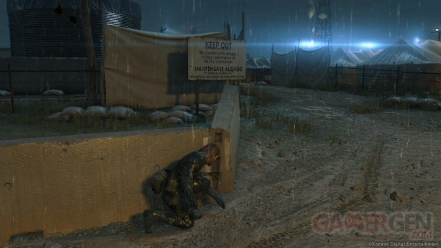 Metal Gear Solid V Ground Zeroes ps4 17.02.2017