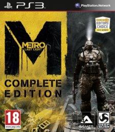 Metro Last Light Complete Edition PS3.