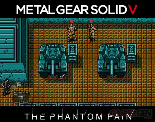 MGS V The Phantom Pain