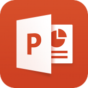 microsoft-powerpoint-ipad-logo