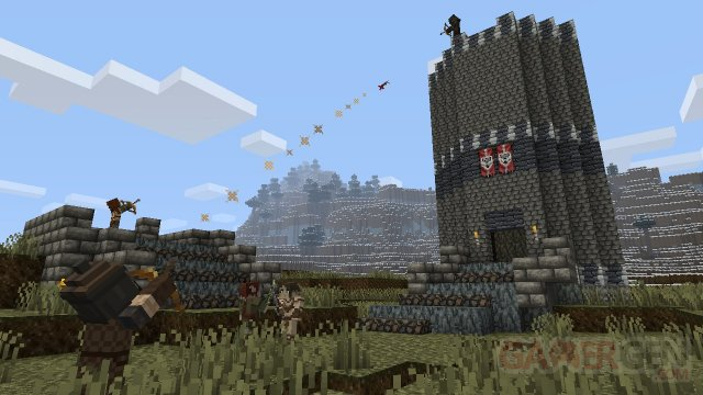 Minecraft_Skyrim_Screenshot_05