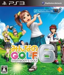 Minna no Golf 6 01.10.2013.