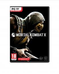 Mortal Kombat X jaquette PC 2