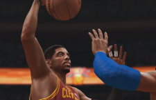 NBA Live 14 gameplay trailer
