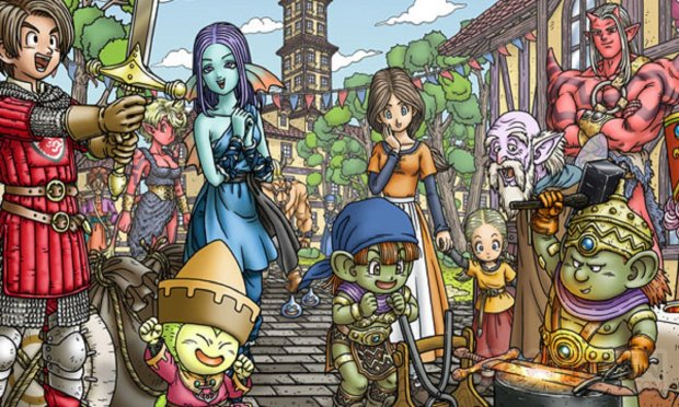 Next Dragon Quest 04 27 14
