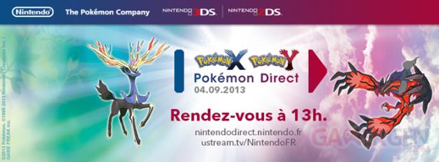 nintendo direct pokemon x y