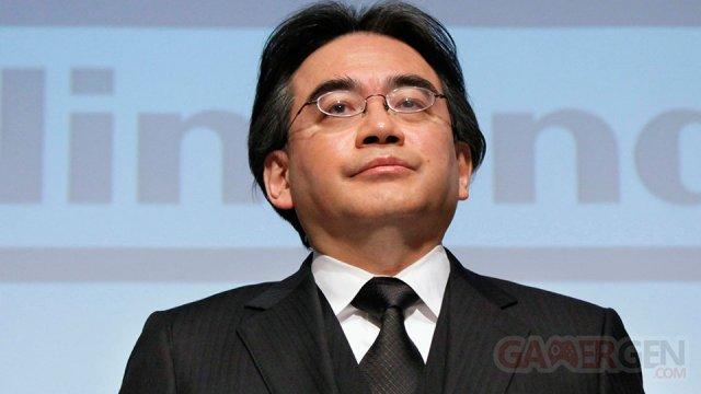 Nintendo Iwata Satoru 09.05.2014