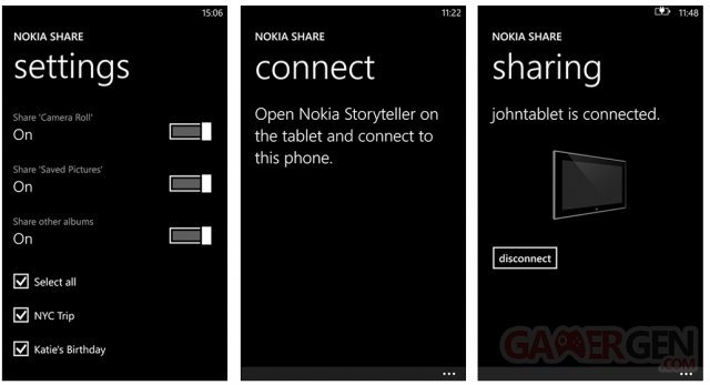 Nokia_Share_Screens