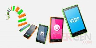 Nokia X2 Dual SIM hero 2