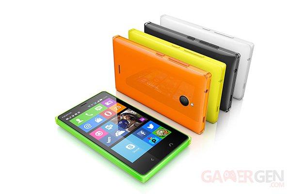 Nokia X2 group