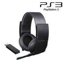 Le casque PlayStation 3 compatible avec la
