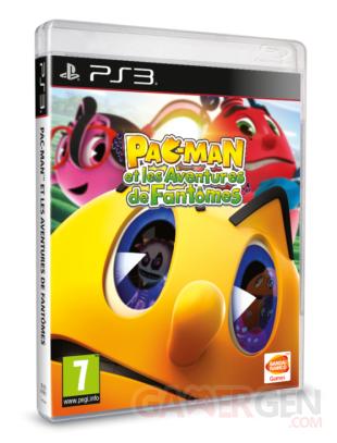 Pac-Man jaquette