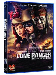 Packshot Lone Ranger DVD