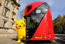 Pikachu & Bus 3