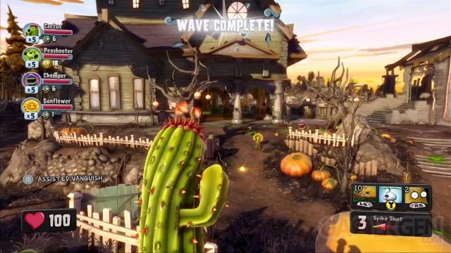 Plants vs Zombies garden warfare screenshot 28022014 007