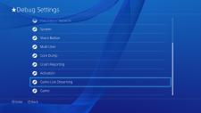 PlayStation 4 ps4 debug interface 22.04.2014  (16)