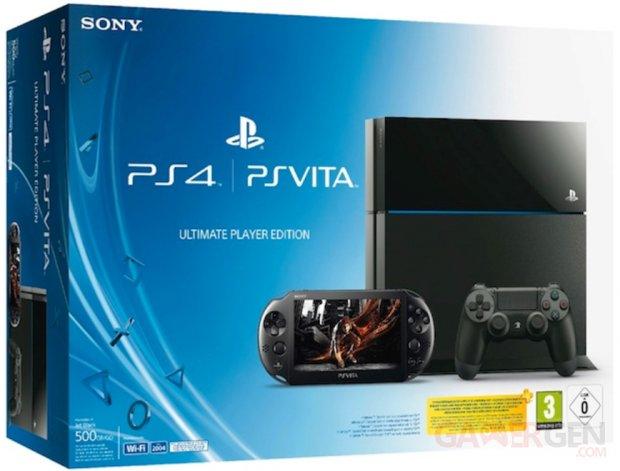 Playstation 4 psvita bundle
