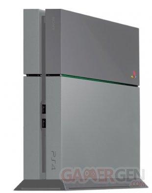 PlayStation 4 skin PlayStation 1