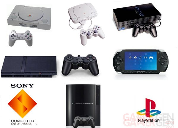 historique playstation de la ps1 la ps4 une marque en. Black Bedroom Furniture Sets. Home Design Ideas