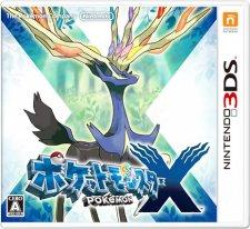 Pokemon X jaquette jap 30.09.2013.