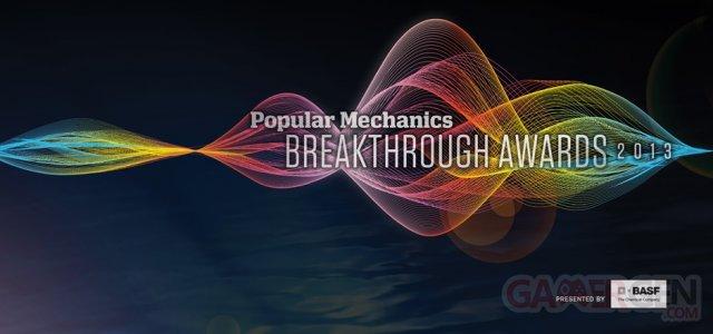 Popular Mechanics Breakthrough Awards screenshot 12102013