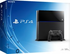 ps4 boite package 500gb black