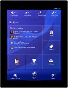 ps4 interface utilisateur tablette 001