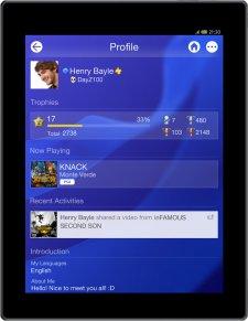 ps4 interface utilisateur tablette 002