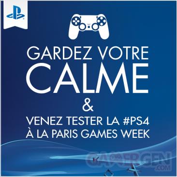 PS4 Paris Games Week